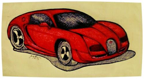 Red Bug by JMADesigner