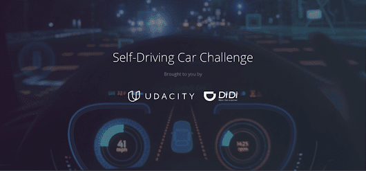 Udacity and DiDi Challenge You To Contribute To The World's First Open-Source Self-Driving Car! | Udacity