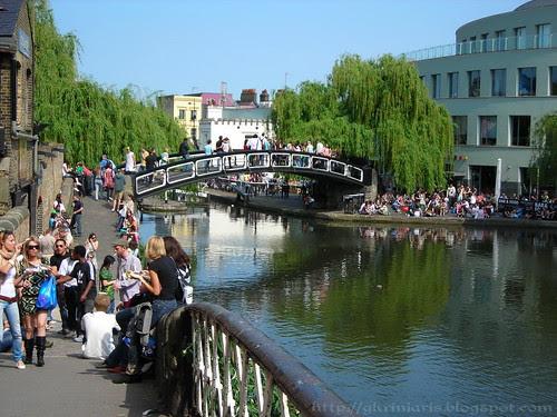 Regent canal, Camden Town