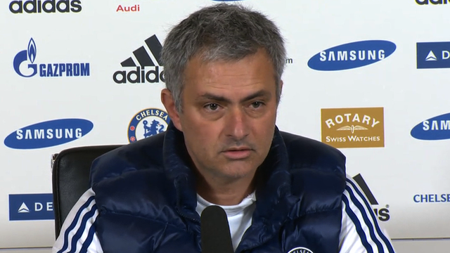 Mourinho: Wenger is a Specialist in Failure.