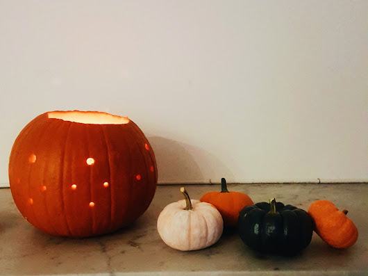 DIY | Un photophore d'Halloween