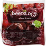 Beetology Red Whole Beets Vacuum Pack 17.6oz (PACK OF 12)