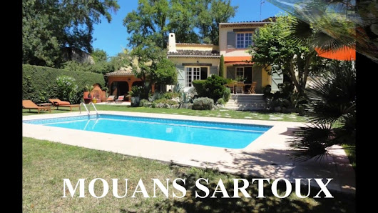 Wb immobilier google for Piscine mouans sartoux