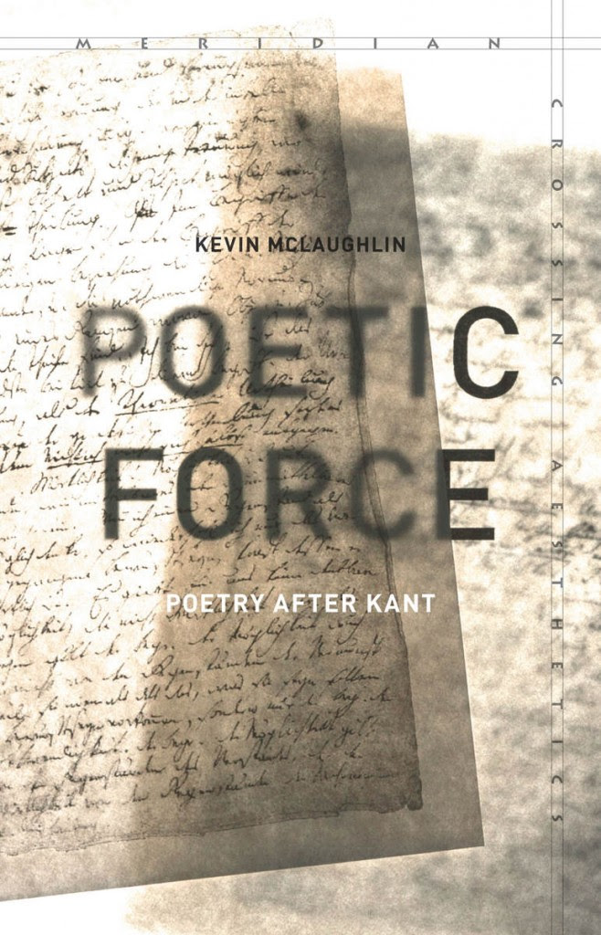 poetic force kant
