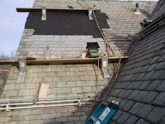 Your Roof: Getting on Small Problems Before They Become Big Ones