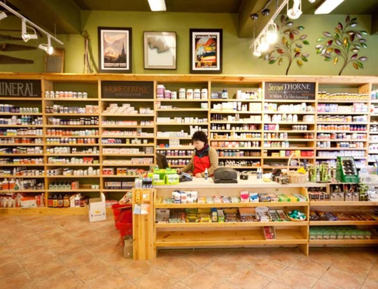 Health Food Store Toronto Queen West