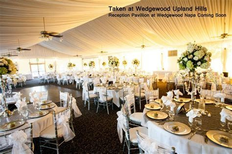 Napa Wedding Venues   Kennedy Park   Wedgewood Weddings