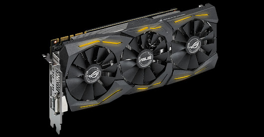 NVIDIA GeForce GTX 1080 Custom / Non-Reference Models Round-Up - TwinFrozr VI, WindForce Xtreme, ROG STRIX, ACX 3.0, AMP, iChill and A Lot More