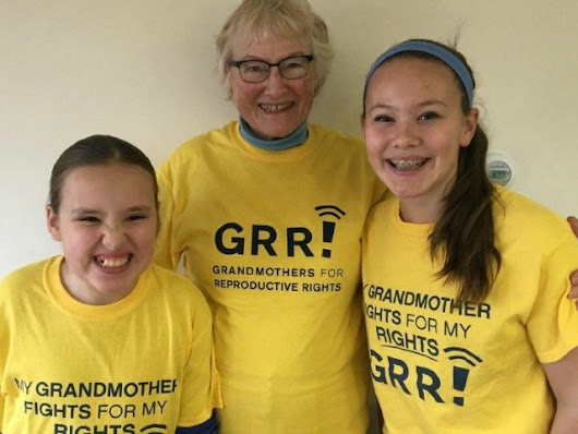 Planned Parenthood Touts Grandmas for Abortion