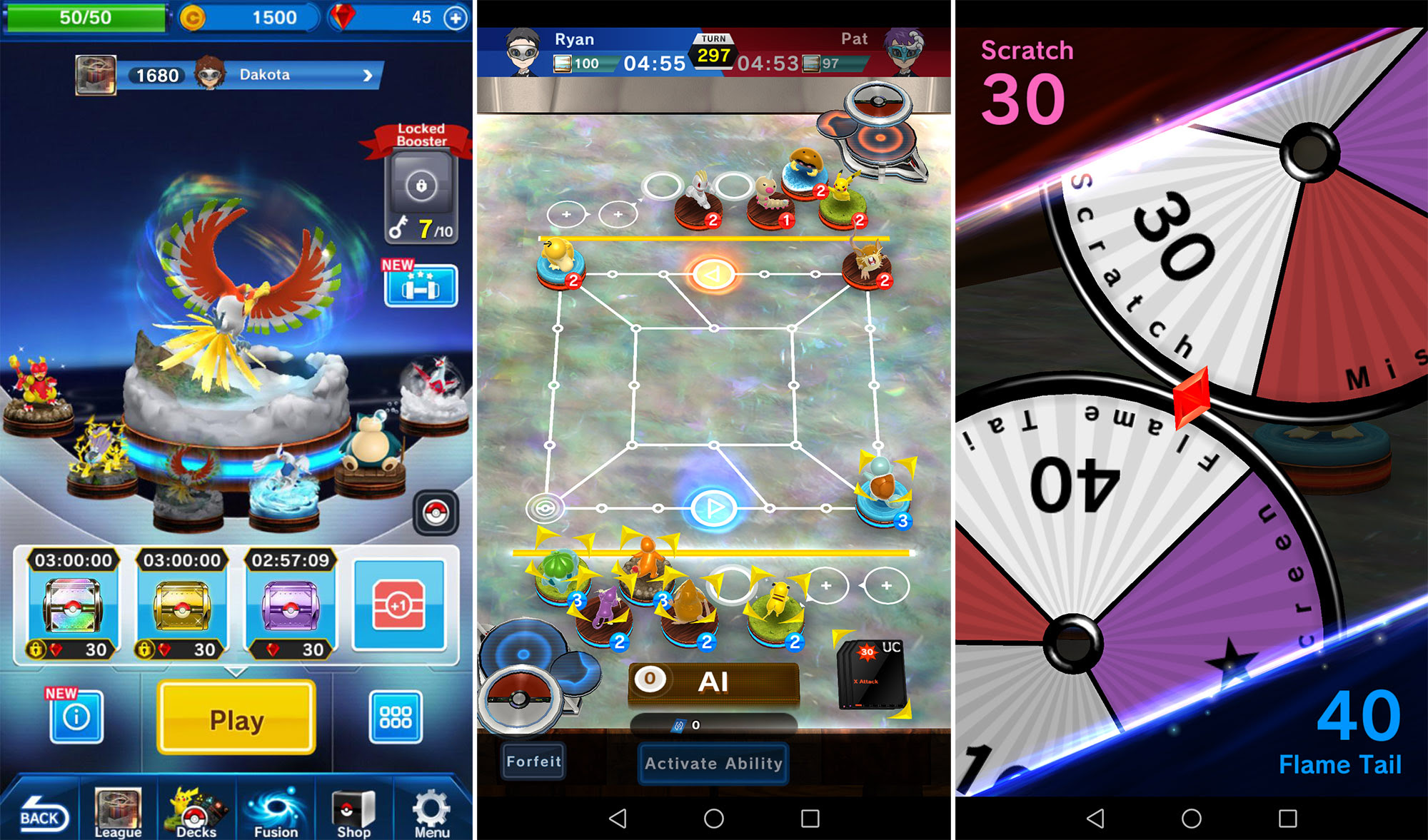 Pok\u00e9mon Duel comes to Android, and it still isn\u002639;t the