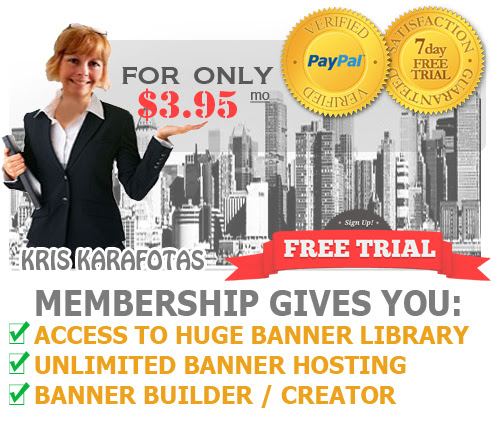 IBObanners - Complete banner solution for Independent Business Owners