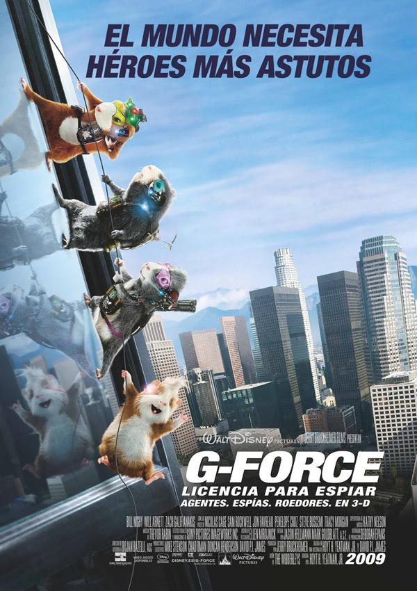 G-Force: Licencia para espiar (Hoyt Yeatman, 2.009)