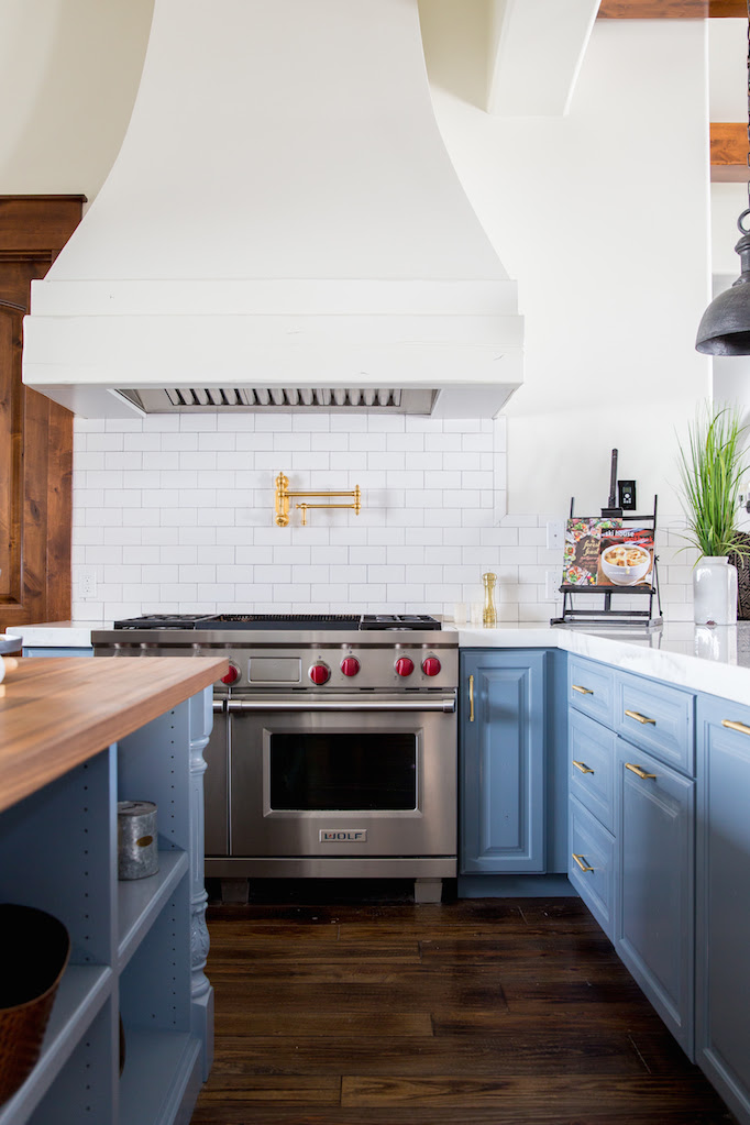 Before + After: Heber House Project Kitchen - BECKI OWENS