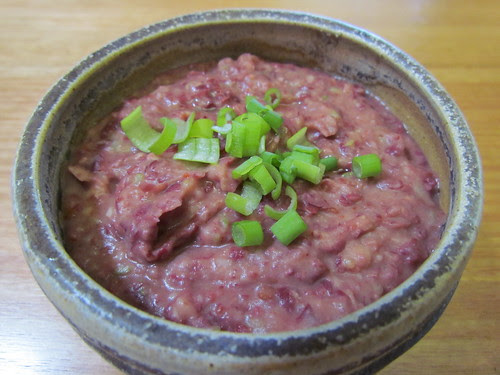 Red Bean-Chipotle Dip
