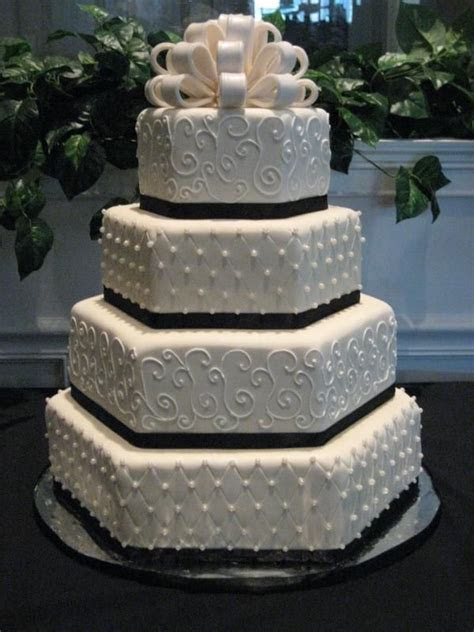 Wilton Wedding Cake Accessories   Wilton Beautiful 4 Tier