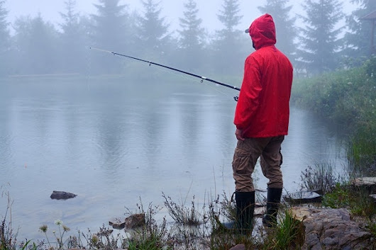 9 Pro Tips & Tricks To Master Fishing in the Rain - Outdoor Empire
