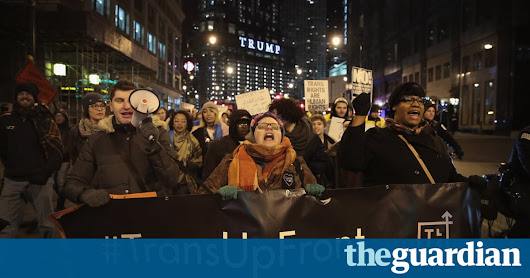 'Death by a thousand cuts': LGBT rights fading under Trump, advocates say | US news | The Guardian