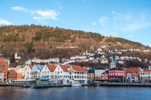 A Weekend in Beautiful Bergen, Norway