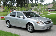 Janet's 2010 Chevrolet Cobalt in Sarasota