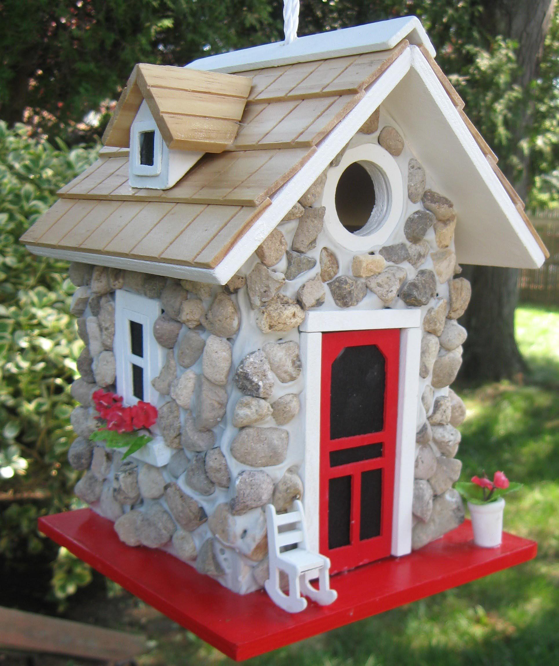 How to Build Fancy Bird Houses Easy Way Birdcage Design