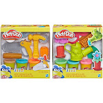 Hasbro Hsbe3342 Play-Doh Role Play Tools Assortment, Pack of 4,