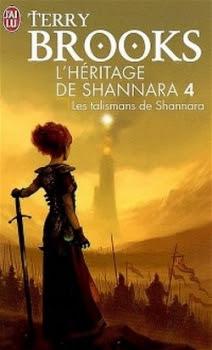Couverture L'Héritage de Shannara, tome 4 : Les talismans de Shannara