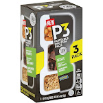 P3 Portable Protein Pack, Planters, 3 Pack - 3 pack, 1.8 oz packs