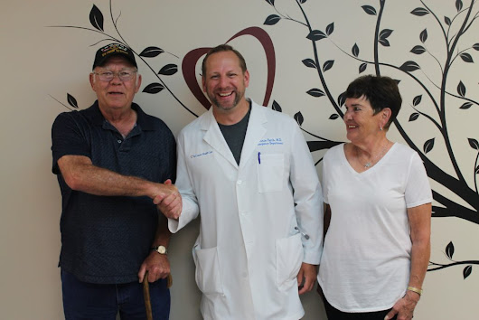 Stroke victim receives help in time for incredible recovery - Tri Living Well