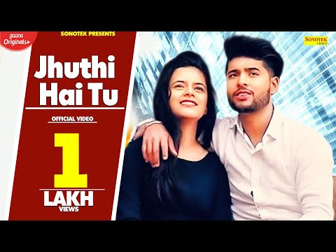 Jhuthi Hai Tu haryanvi  Ishant Sindhu Video Song Download HD