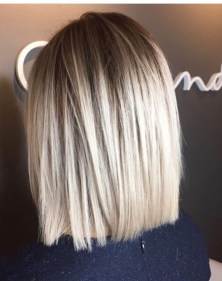40 Best Shoulder Length Bob Hairstyles Bob Hairstyles 2018 Short