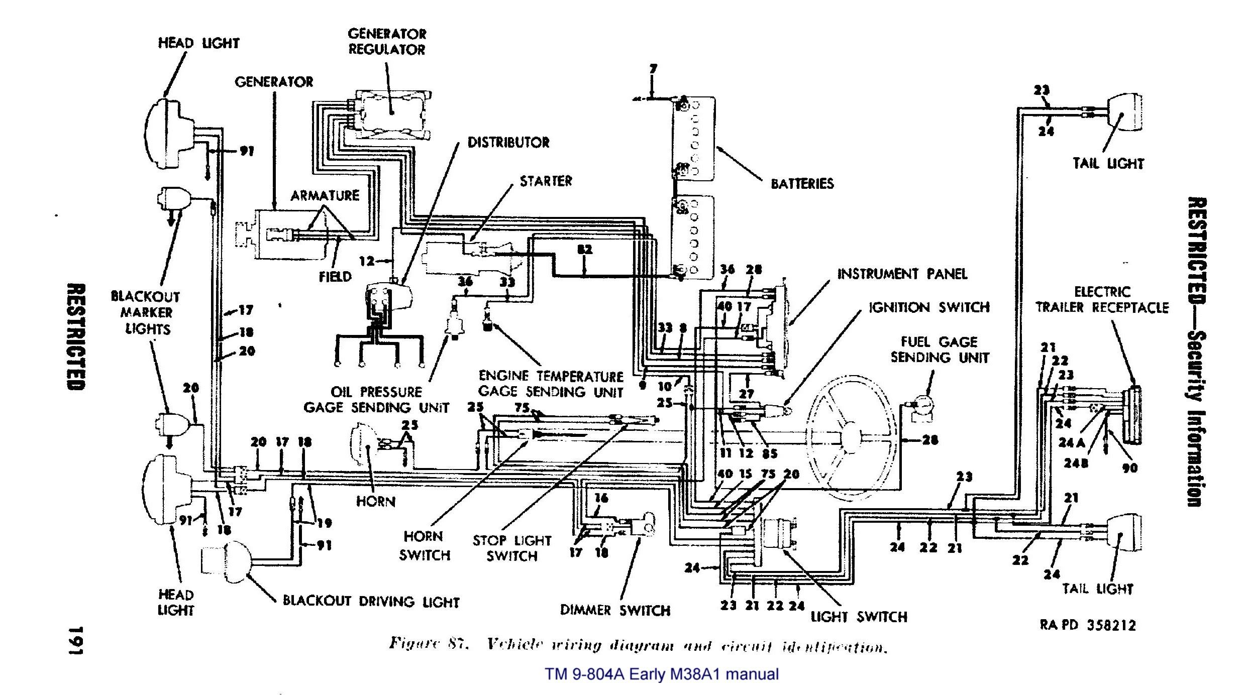 Blackout Wiring Diagram