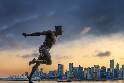 On the run in Vancouver - Canadian Running Magazine