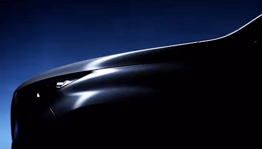 Mercedes teases pickup concept ahead of October 25 reveal