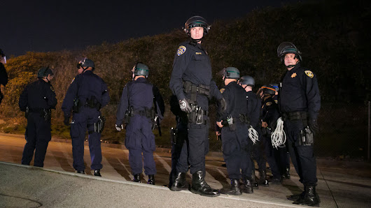 Law enforcement fatalities surge in 2014; California leads nation