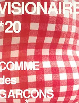 Visionaire No. 2O : The Comme Des Garcons Issue