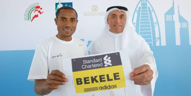 Dubai, próxima parada para Bekele