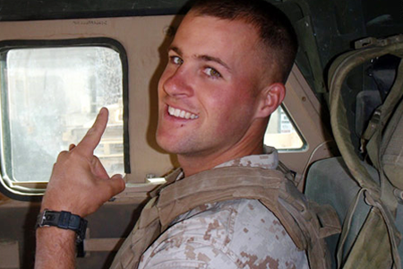 The bill is named after Iraq and Afghanistan war veteran Clay Hunt, a Marine who died by suicide in 2011.
