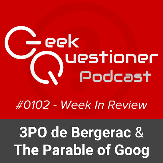 3PO de Bergerac & The Parable of Goog