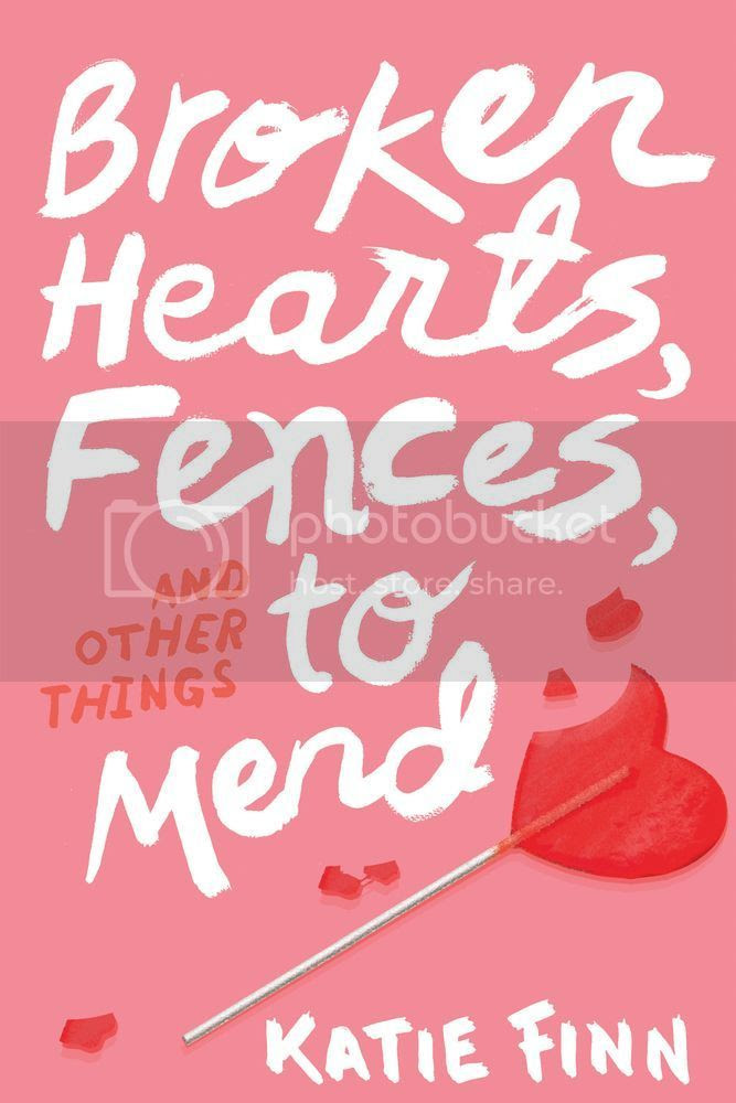 https://www.goodreads.com/book/show/18525657-broken-hearts-fences-and-other-things-to-mend