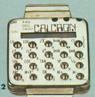 Watchismo Times: Calculating the History of LED Calculator ...