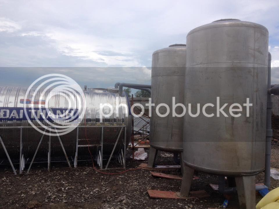 Xử lý nước trang trại chăn nuôi bò thịt công nghệ cao