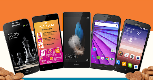 De 5 beste budget smartphones - december 2015 | Phone House Blog