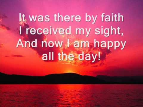 Lyrics To At The Cross Where I First Saw The Light
