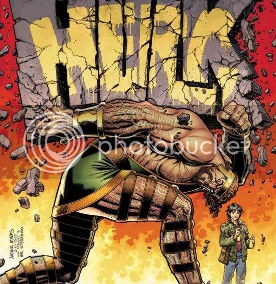 Incredible Hulk-Herc #112