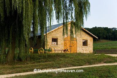 Hyde Blacksmith Shop, Iowa County, Wisconsin