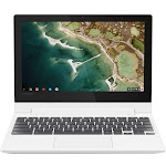 "LENOVO CHROMEBOOK 2-IN-1 11.6""HD TOUCH MT8173C 4 32GB eMMC 81HY0001US WHITE"