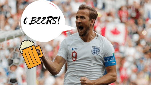 6 Beers to Drink During an England World Cup Match