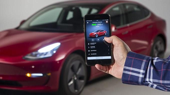 Elon Musk dan Apple kullanıcılarına müjde, Tesla uygulaması çıkartıyor!!