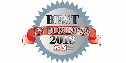 Sneller Best Marketing Firm 2018! Small Business Monthly