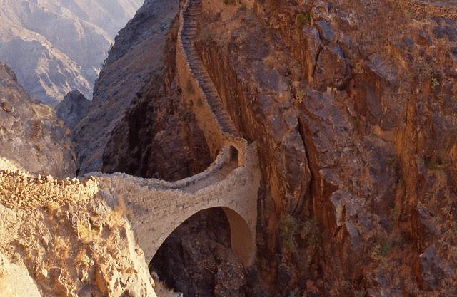 Avs237 - L'antico ponte a Shahara